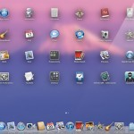 OS X Lion Launchpad Application Icons