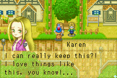 harvestmoon mineral town