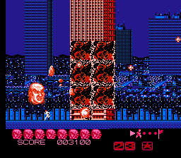 Zombie Nation NES