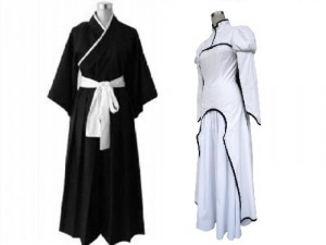 Bleach Anime Ichigo Orihime Costume