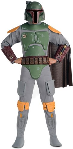 Boba Fett Star Wars Costume