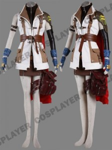 Lightning Costume Final Fantasy XIII