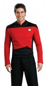Star Trek The Next Generation Costume