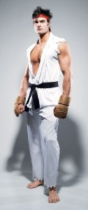 Street Fighter II Ryu Costume