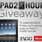 ZAGG Announces Free iPad 2 Giveaway for Black Friday