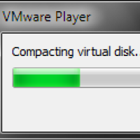 Compact a VMware Player Virtual Hard Drive