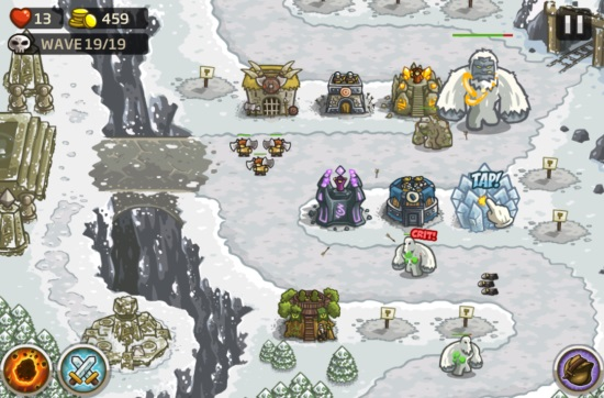 Kingdom Rush iPad Review
