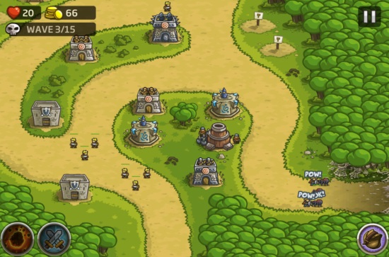 Kingdom Rush iPhone Review