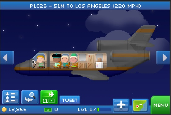 Pocket Planes Gameplay